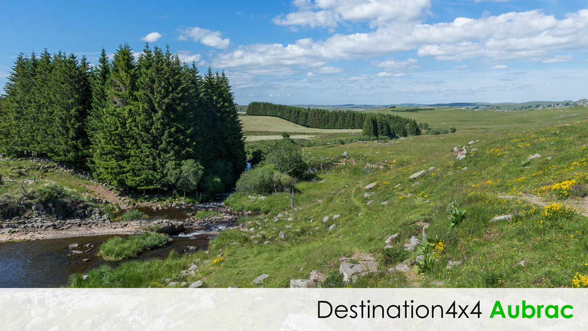 Destination 4x4 Aubrac