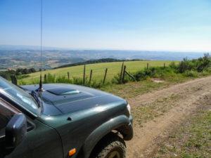 Sorties 4x4 en Lozère et Aveyron