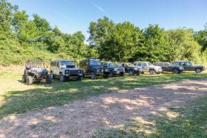 Rando 4x4 SUV Aveyron - Lévézou