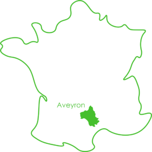 Situation de l'Aveyron