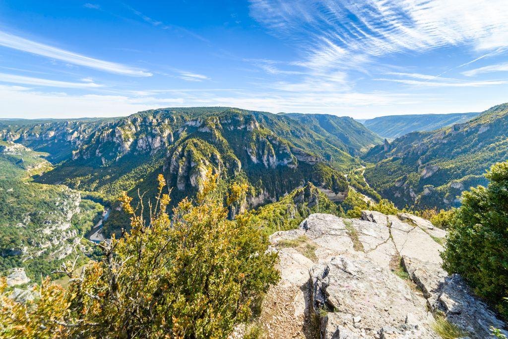 Sortie 4*4 Gorges du Tarn en Lozère