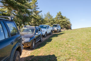 Rando SUV & 4x4 - Grands Causses